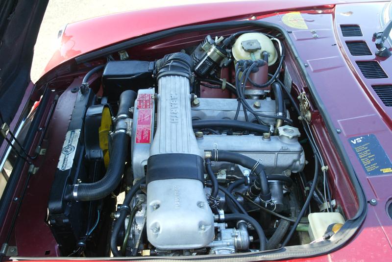 Fiat 124 Spyder >> Dati Tecnici Fiat 124 ds, Pininfarina Volumex. Registro ...