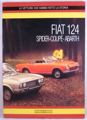 FIAT 124 Spider-Coupé-Abarth