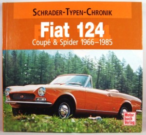 FIAT 124 Coupé & Spider 1966-1985